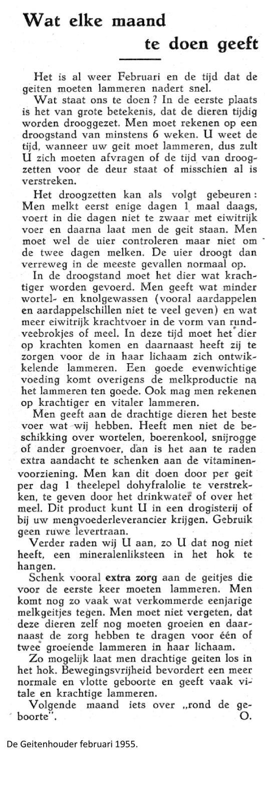 de-geitenhouder-februari-1955