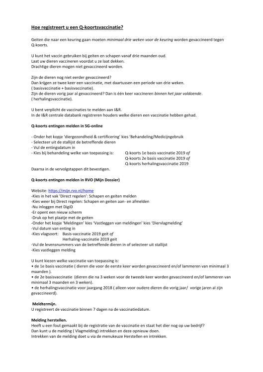 hoe registreert u een q-koorts vaccinatie 2019.page1