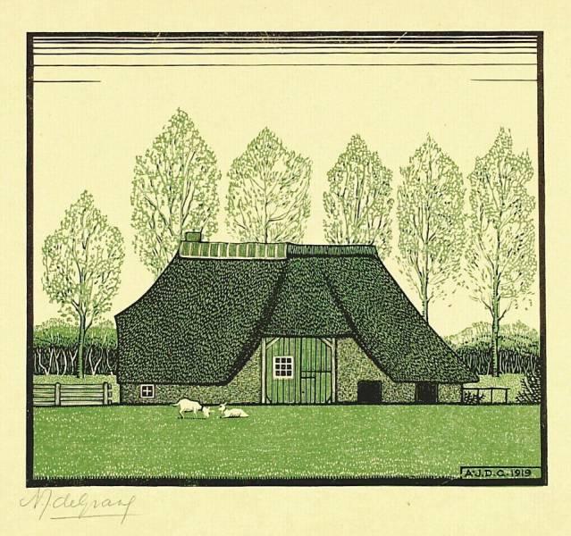 boerenschuur-julie-de-graag-44916--kroller-muller-museum.jpgJULIE DE GRAAG (1877 - 1924)